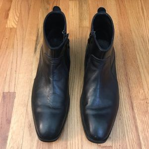 Kennth Cole REACTION Ankle Boots